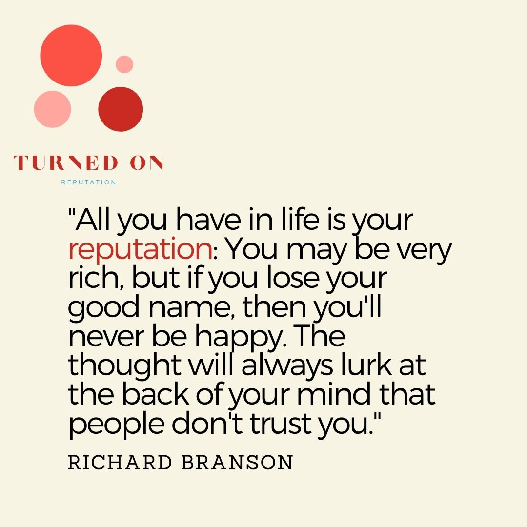 Branson on Reputation